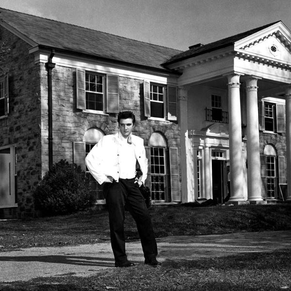 This Graceland Virtual Tour Takes You Inside Elvis' Home