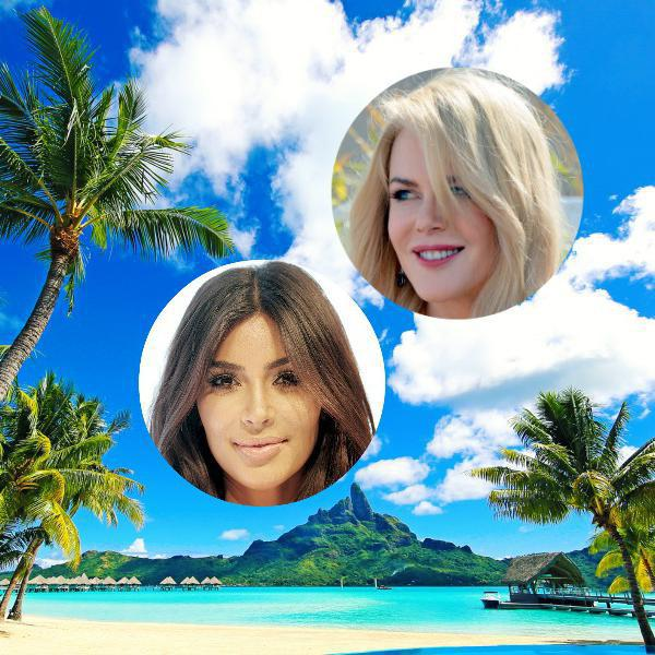 Ultra-Luxe Destinations Where Celebrities Vacation