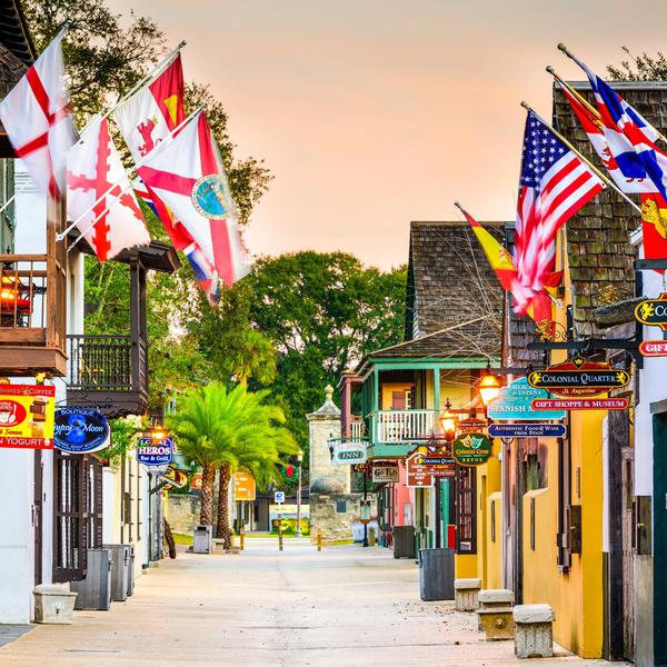 10 Best Historic Cities in the USA