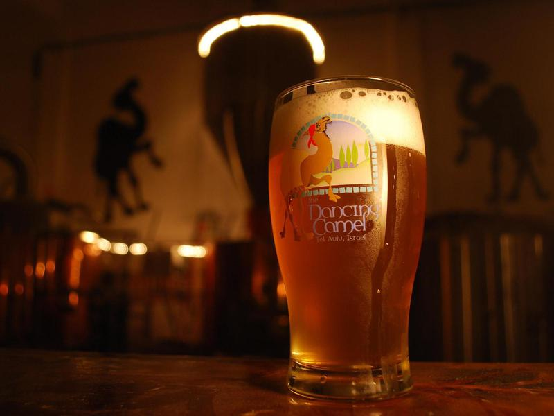 Israel's first microbrewery remains one of its best.