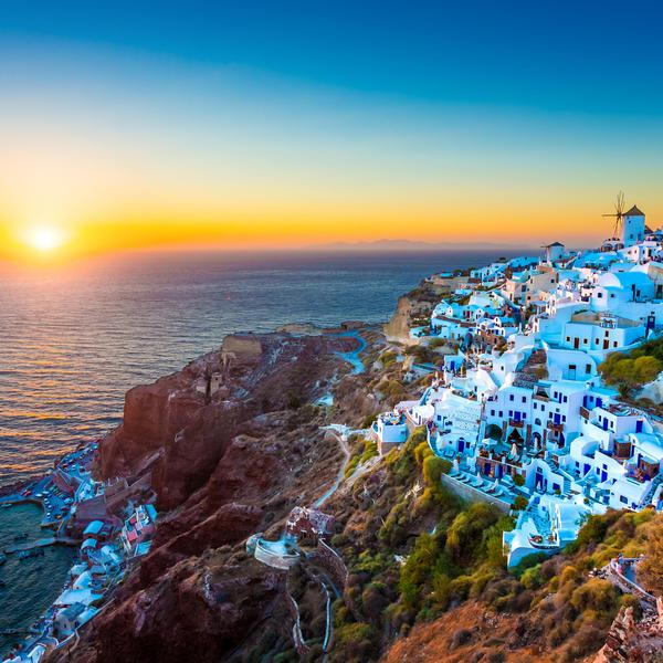Incredible Photos of Greece's Magnificent Islands