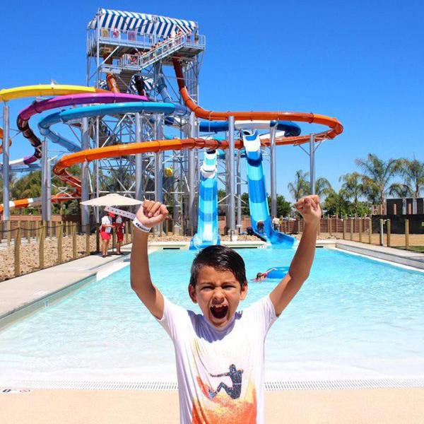America's Coolest Water Parks