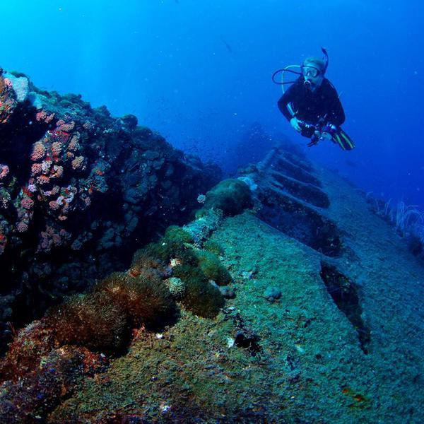 World's Best Dive Sites