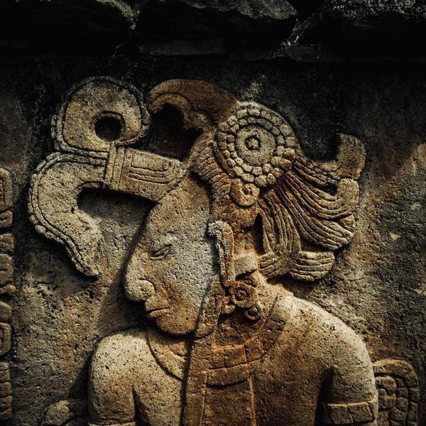 Tonina Ruins, MexicoTonina Ruins, Mexico