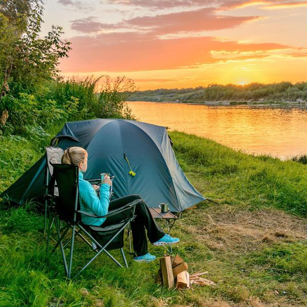 Everything That Should Be on Your Camping List