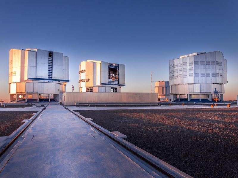 The Paranal Observatory is an excellent spot for spotting alien life.
