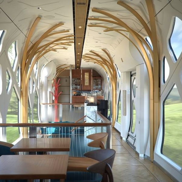 Asia's Most Luxurious, Spectacular Train Journeys