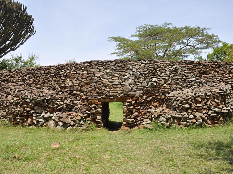 Situated north-west of the town of Migori, in the Lake Victoria region, this dry-stone walled settlement was probably built in the 16th century as a fort for communities and livestock.