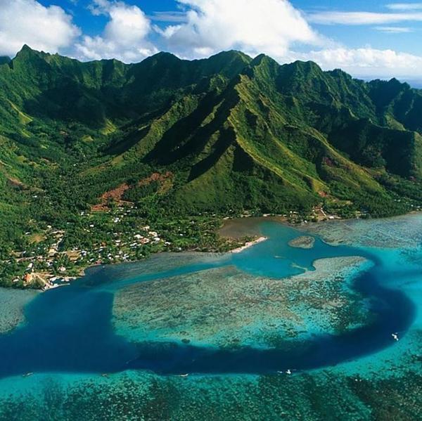 Best National Park Islands Around the World
