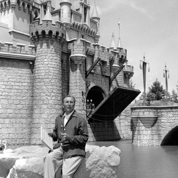 Disneyland & Disney World Through the Years