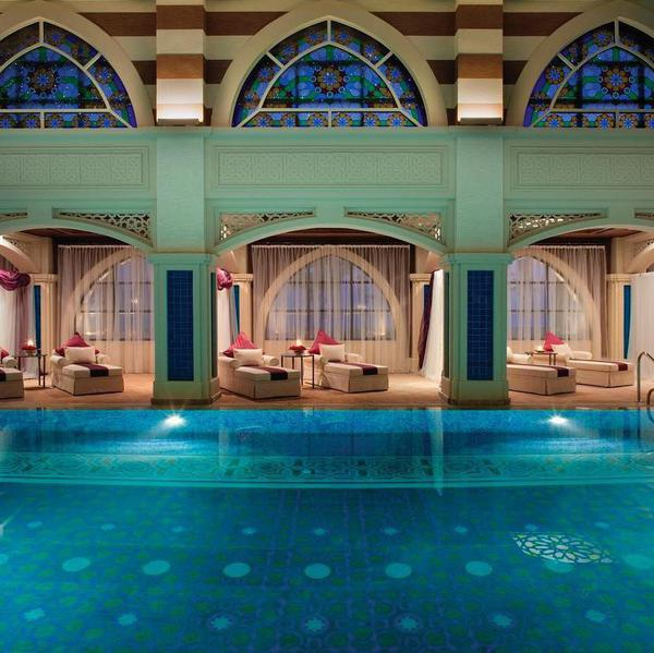 Over-the-Top Luxury Spas Worth Traveling To