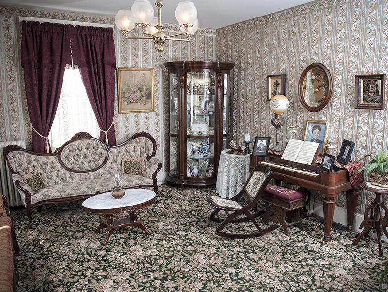 the Lizzie Borden Bed & Breakfast Museum may or may not have been the site of a gristly murder of a parent by a child.