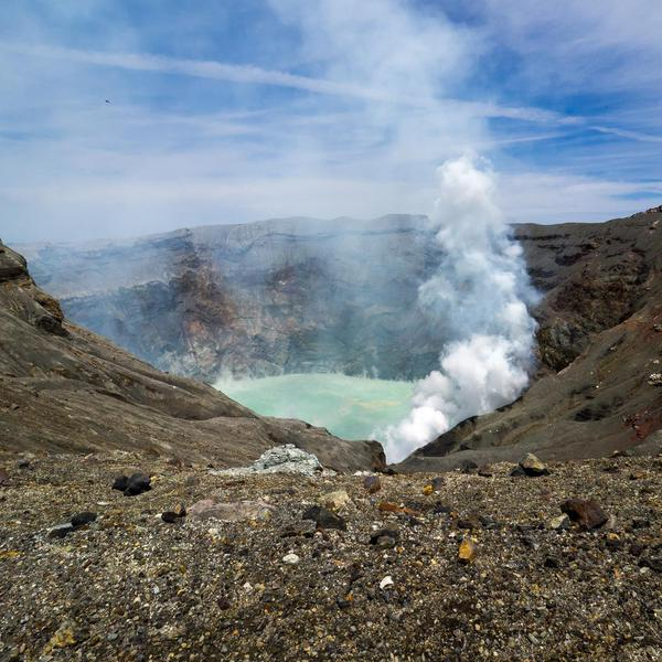 15 Active Volcanoes Worth Visiting Around the World