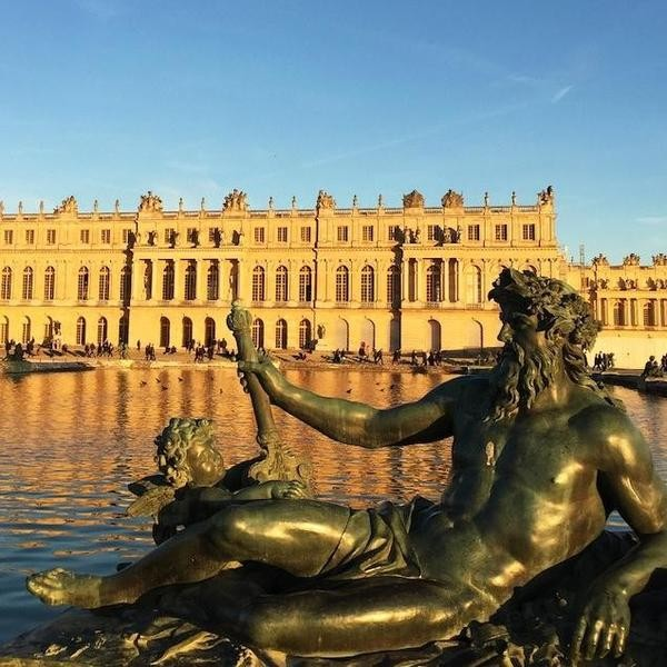 Look Inside the French Palace of Versailles