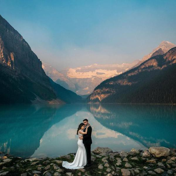 These Elopement Destinations Are as Romantic as It Gets