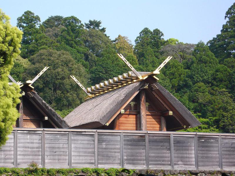 This ancient shrine is a cultural wonder...that only the Japanese imperial family can access.