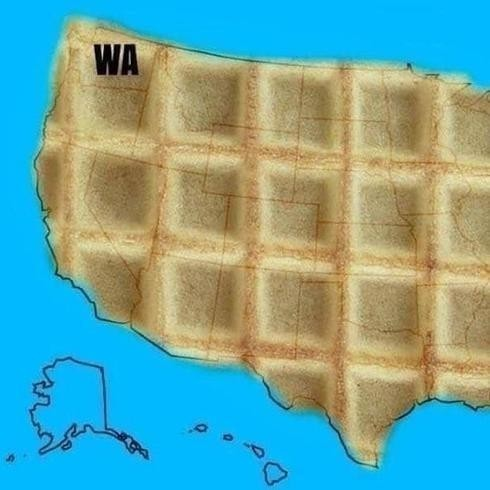 50 Hilarious Maps of the U.S.