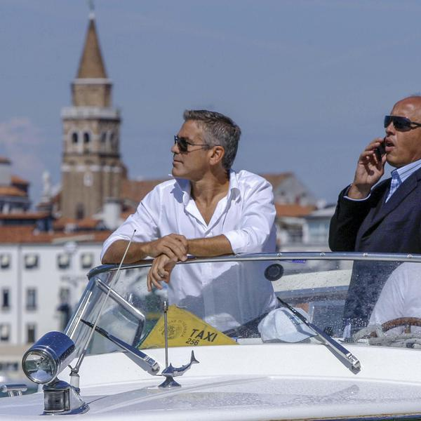 How to Explore Italy the George Clooney Way