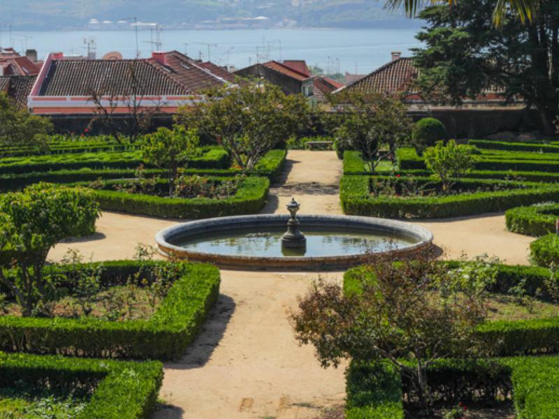 The Ajuda Botanical Gardens were founded in 1768 with the aim of collecting and studying as many species of plants as possible.