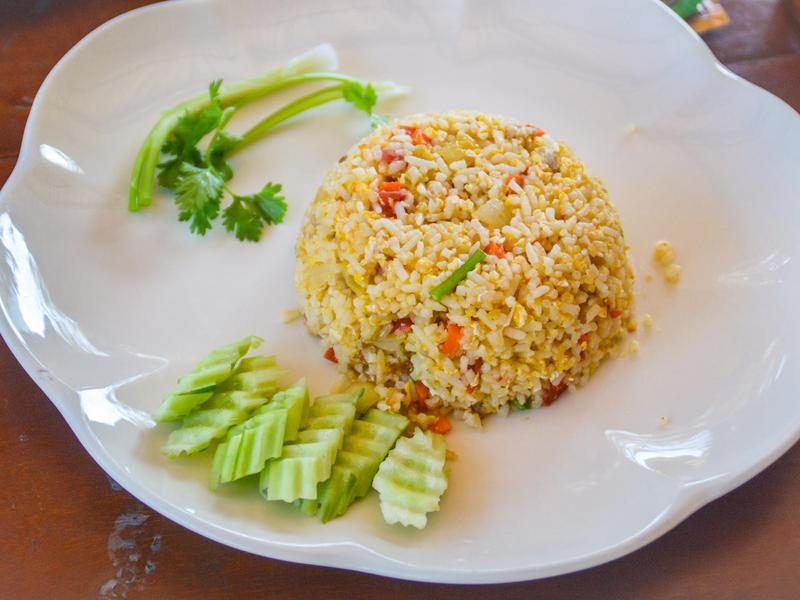 According to purists, American-style Thai fried rice just doesn't cut it.